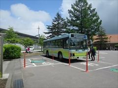 軽井沢駅南口シャトルバス