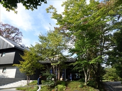 軽井沢 村民食堂