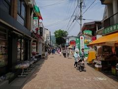 旧軽井沢 銀座通り 白石青果