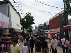 旧軽井沢 銀座通り りんご屋|にし川