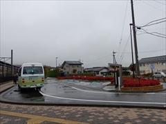 中軽井沢駅 シャトルバス
