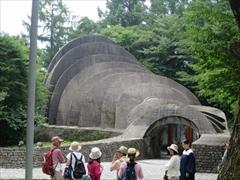 石の教会 礼拝堂