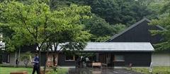 軽井沢 トンボの湯 夏
