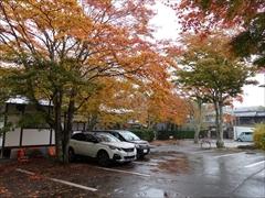 神宮寺 駐車場