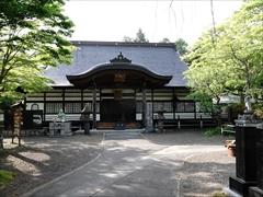 神宮寺本殿 新緑
