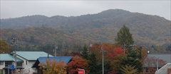 軽井沢 軽井沢駅北口からの眺望 28日