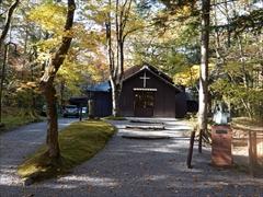 ショー記念礼拝堂 2018.10.28
