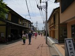 旧軽井沢 銀座通り 源右衛門釜