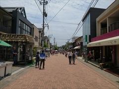旧軽井沢 銀座通り 手織
