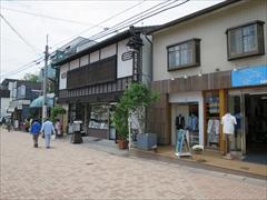 旧軽井沢 銀座通り 土屋写真店