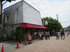 旧軽井沢 銀座通り 浅野屋