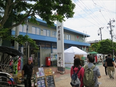旧軽井沢 銀座通り 軽井沢郵便局
