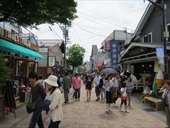 旧軽井沢 銀座通り 寺子屋本舗