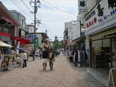 旧軽井沢 銀座通り 鳥勝