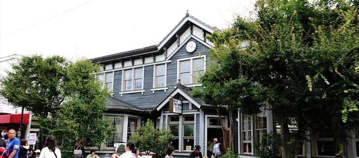軽井沢 旧軽銀座通り 観光会館 夏 2018年8月19日