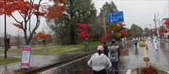 軽井沢 町並み