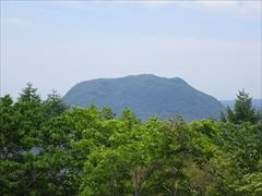 見晴台からの眺望 若葉 新緑 軽井沢
