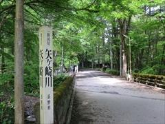 旧軽井沢銀座から二手橋