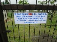 軽井沢 アウトレット ドッグラン