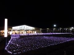軽井沢 アウトレット イルミネーション ガーデンモール