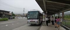 軽井沢 白糸の滝 バスで行き方