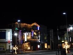 軽井沢 軽井沢駅前 イルミネーション
