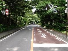 軽井沢 中軽井沢方面