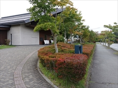 軽井沢 矢ヶ崎公園・大賀ホール 大賀ホール