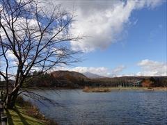 軽井沢 矢ヶ崎公園 30日晴れ