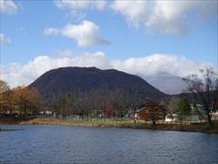 軽井沢 矢ヶ崎公園から離山 30日晴れ