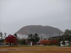 軽井沢 矢ヶ崎公園から離山 29日雨