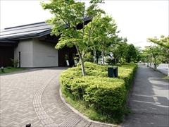 軽井沢 矢ヶ崎公園・大賀ホール 大賀ホール ドウダンツツジ