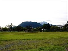 軽井沢 矢ヶ崎公園・大賀ホール 矢ヶ崎公園広場